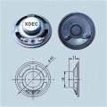 40mm 8ohm 0.5watt multimedia loud Speaker with RoHS