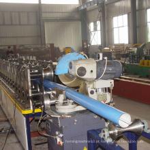 Máquina de moldagem de rolo Downspout de águas pluviais com serviço a longo prazo