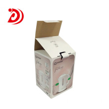 High Quality for China Auto Lock Bottom Box,Big Cardboard Boxes,Tab Lock Cardboard Boxes,Roll End Tuck Top Box Exporters Electric kettle auto lock bottom box export to South Korea Manufacturer