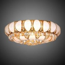 Antique restaurant crystal ceiling lamp