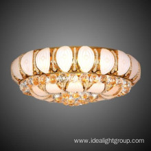 Cheap PriceList for Crystal Ceiling Chandelier Antique restaurant crystal ceiling lamp supply to Italy Factories