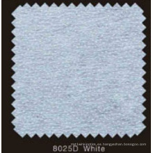 Interlineado fusible doble no tejido del color blanco DOT con el polvo del PA (8025D blanco)