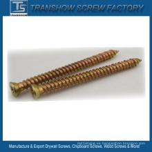Tornillos de acero 7.5X132 C1022