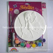 Изделия из гипса DIY Products Украшение в стиле Metope Fairy Hanged Украшать украшением