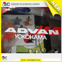 China supplier custom printed custom stickers printed