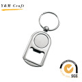 Personalized Custom Logo and Shape Metal Bottle Opener Keychain (Y03007)
