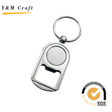 Promotioan Gifts Custom Blank Metal Bottle Opener Key Chain
