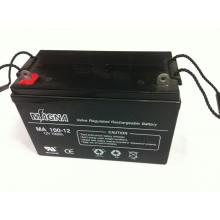 Baterías de almacenamiento de energía de 12V 100Ah