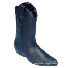 Ladies Black Cowboy Boots
