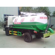 Sewage Vacuum Tanker Truck