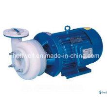 Pompe chimique centrifuge résistante à la corrosion de PF