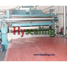 Non Asbestos Gasket Sheet Machine Process Line