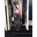 Máquina de corte del laser de la hoja 1000W, tabla de trabajo dual del intercambio, modelo incluido completo