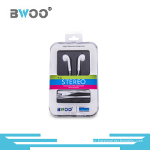 Factory Colorful Universal in-Ear Earphone 3.5mm Stereo Microphone