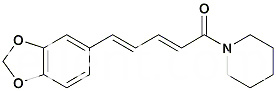 Piperine structure