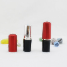Showy Hot Red Lipstick Tube