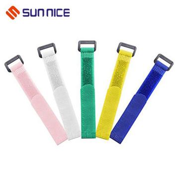 Hochwertige Klettbänder mit Kunststoffschnalle