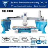 high quality stone bridge type cutting saw