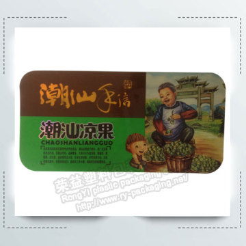 Self-adhesive Printed Sticker for Automatic Label Machine