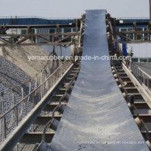 Treibgürtel des Langstrecken-Hochgeschwindigkeits-Stahlkordförderbandes