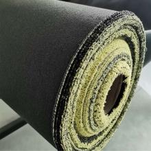 Aluminized Aramid Heat Resistant Water-repellent Smoke Hanging Wall Aramid Silica Gel Coated Cloth