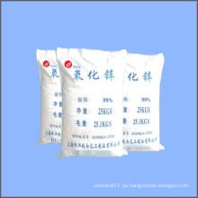 99% óxido de zinc