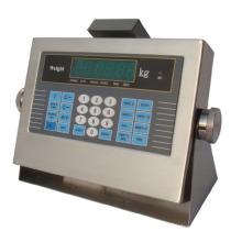 LKW-Scale-Druckeranzeige