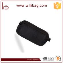 Bolso modificado para requisitos particulares promocional de la cintura de la cremallera del almacenamiento de la bolsa que viaja de la correa