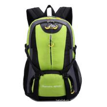 Nueva mochila de patrón de piedra de diseño