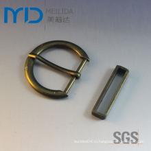 Пользовательские D Стиль Одноместный Pin Дешевые пряжки ремня
