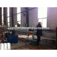 Nigeria Stein beschichtete Dachziegel Maschine in China gemacht