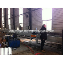 Nigeria stone coated roof tile machine made in china