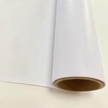Self adhesive vinyl material roll
