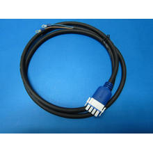 Cableado de conectores conectores de telar