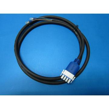 Wiring loom connectors hareness
