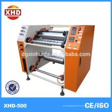 Desafío de éxito XHD-500 máquina automática de estiramiento rebobinado de película