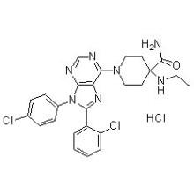 Otenabant (CP-945598) HCl 686347-12-6