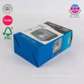 Boîte d'emballage en carton ondulé imprimée par coutume pour des pièces d'auto