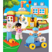 Preschool Imagination Learning Building Block Toys