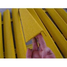 Reborde FRP / GRP, rejilla pultruida de fibra de vidrio