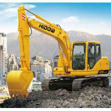 Excavatrice à chenilles hydraulique 0.53m3 (HW130-8)