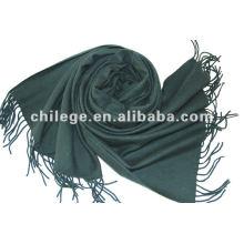 Winter super lange Wolle Twill einfarbig Schals & Tücher