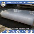 vitrina de joyería panel de pared de plástico transparente de buena calidad