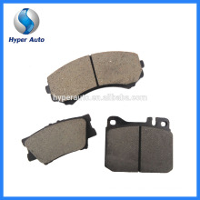 Low Metal Friction Coefficient D558/7437 Auto Bremse Brake Pad Made In China Brake Pad