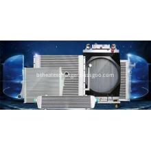 Compact Lightweight Aluminum Plate&Bar Cooler