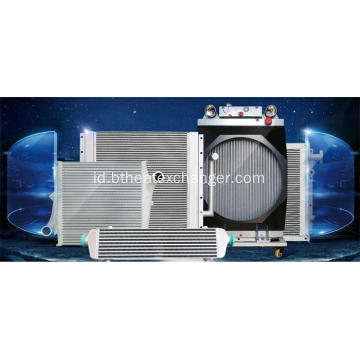 Aplikasi Aluminium Cooler On & Off Highway