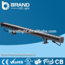3 ans de garantie LED Wall Washer 24w / IP65 LED Wall Washer / LED Wall Washer RVB