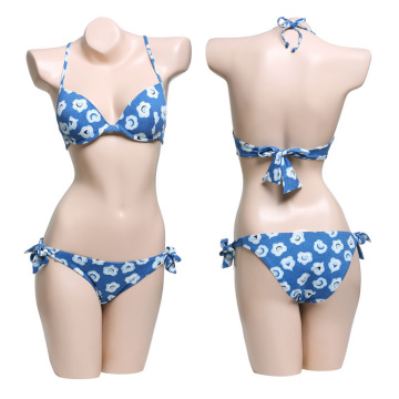 Customized Womens Sublimation Print Brazilian Bikini 2016