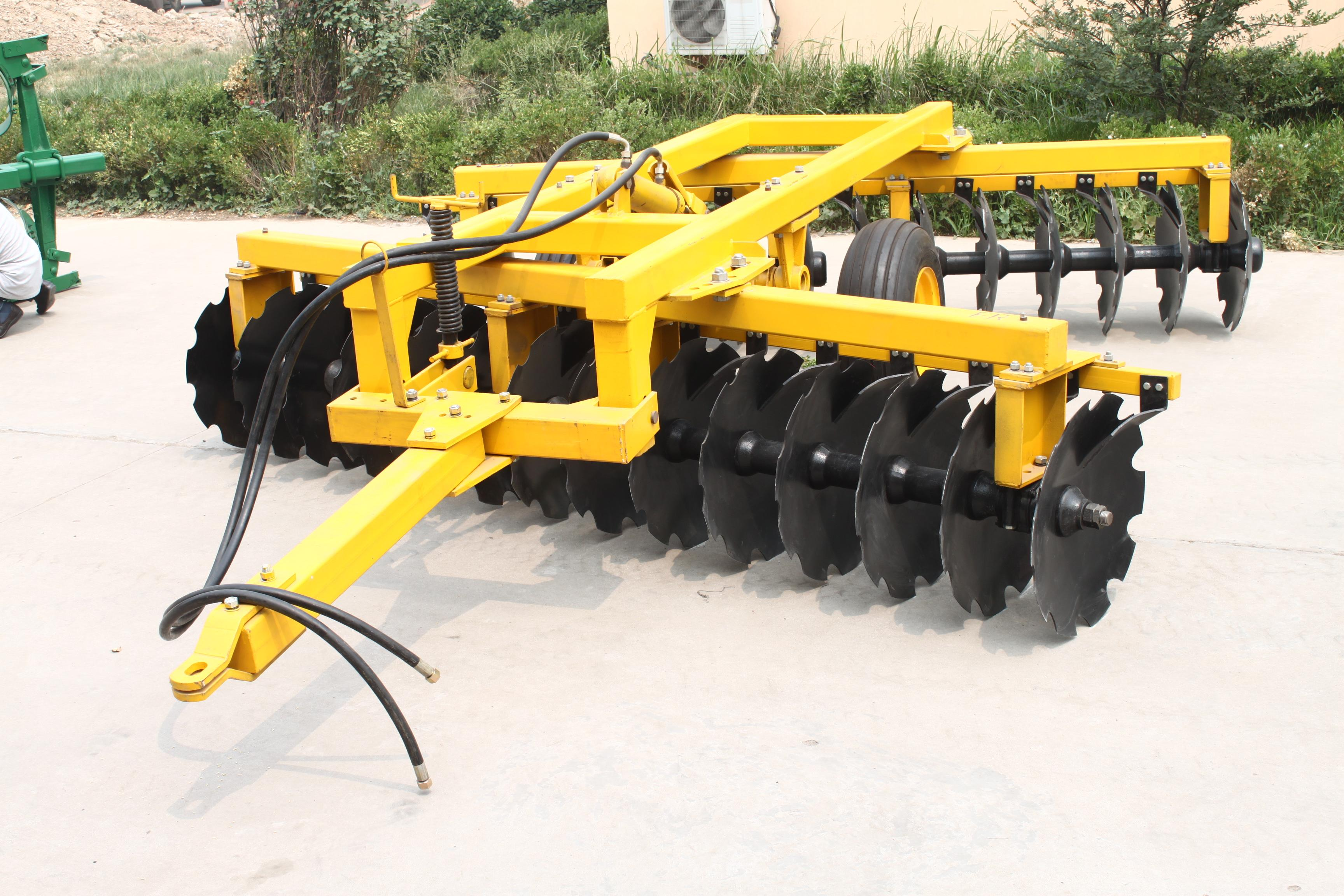 Heavy Duty Offset Disc Harrow