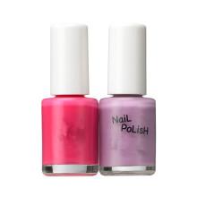 Яркий цветной лак для ногтей с безопасным материалом и высоким качеством